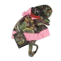 Huntworth Huntworth Hat & Mittens Set