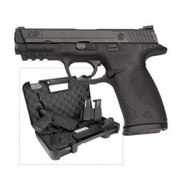 Smith and Wesson M&P 9 Carry/Range Kit 9mm