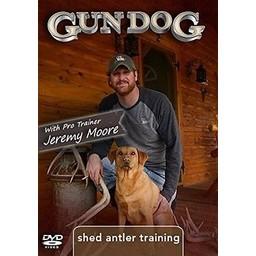 Gun Dog Shed Antler Training