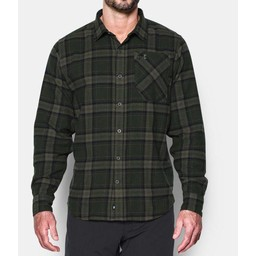 Under Armour Borderland Flannel LS Shirt