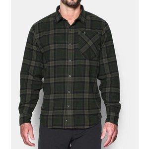 Under Armour Under Armour Borderland Flannel LS Shirt