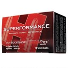 "Hornady Hornady Superformance 12 Gauge 2 3/4"" Shot #00BK (10-Count)"