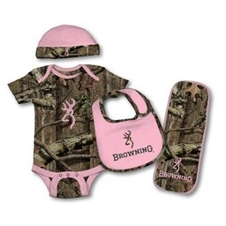 Browning Browning Baby Camo Set