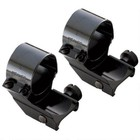 "Weaver Weaver Dual Extension 1"" High Matte Black"