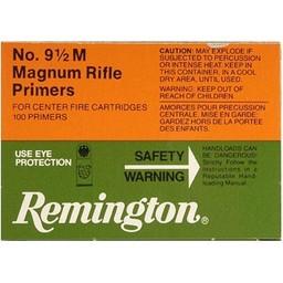 Remington Remington 9 1/2M Magnum Centerfire Rifle Primers (100-Count)