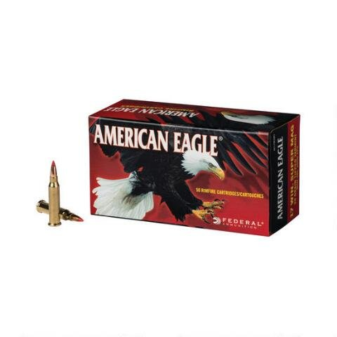 American Eagle American Eagle .17 WSM Varmint Tipped (50 Rounds)