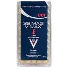 CCI CCI 22 WMR V-Max 30 Grain 50 Rounds