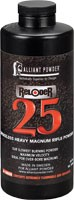 Alliant Reloder 25 Smokeless Heavy Magnum Rifle Powder (1lb.)