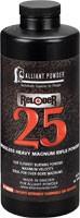Alliant Reloder 25 Smokeless Heavy Magnum Rifle Powder (1lb.)