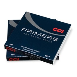CCI Large Rifle Primers No. 200 (1000-Count)