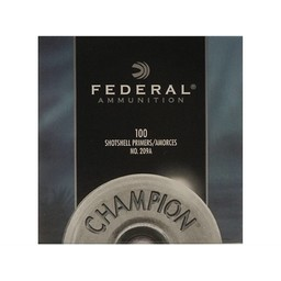 Federal Shotshell Primers No. 209A (1000-Count)