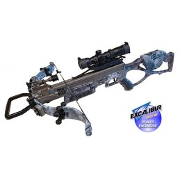 Excalibur Excalibur Micro 335 Kryptic Raid Suppressor Crossbow Package