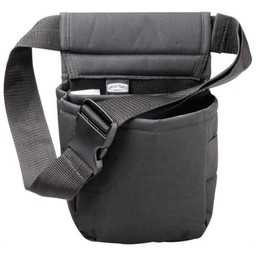 Uncle Mike's Padded Shell Bag (Black)