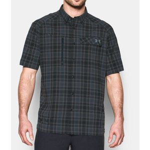 Under Armour Fish Hunter SS Plaid