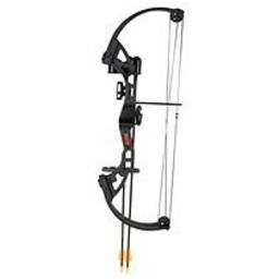 Bear Brave Youth Compound Archery Set Right Hand