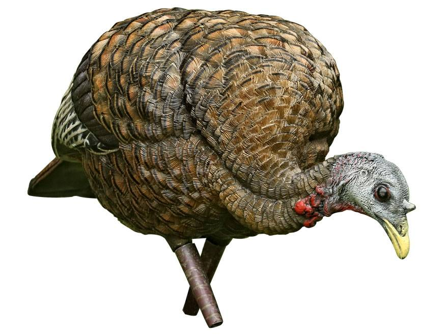 Avain-X LCD Feeder Hen Turkey Decoy