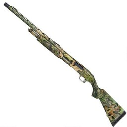 "Mossberg 500 12 Gauge 3"" 24"" Barrel Mossy Oak Break-Up Infinity Left Hand"