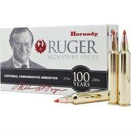 Hornady Hornady Ruger Signature Series .204 Ruger 32 Grain V-Max (20-Rounds)