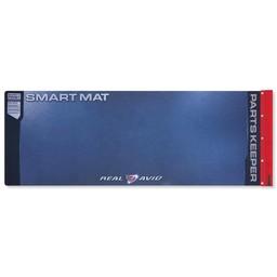 "Real Avid Smart Mat Gun Cleaning Mat (43"" x 16"" w/ Parts Tray)"