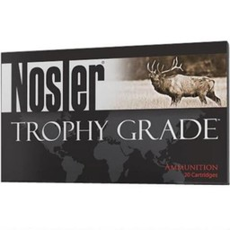 Nosler Trophy Grade .300 WSM 180 Grain AccuBond (20-Rounds)