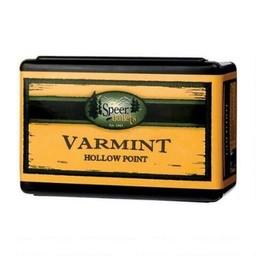 "Speer Varmint .25 Cal. .257"" Diameter 100 Grain Hollow Point (100-Count)"