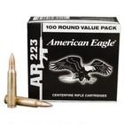 American Eagle American Eagle MSR .223 Rem. 55 Grain FMJ 3240fps (100-Rounds)