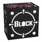 "Block Targets Block Black Archery Target 16"" x 16"" x 12"""