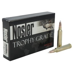 Nosler Trophy Grade AccuBond 7mm Rem. Mag. 160 Grain (20-Rounds)