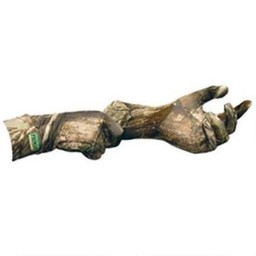Primos Stretch Fit Gloves Realtree Camo