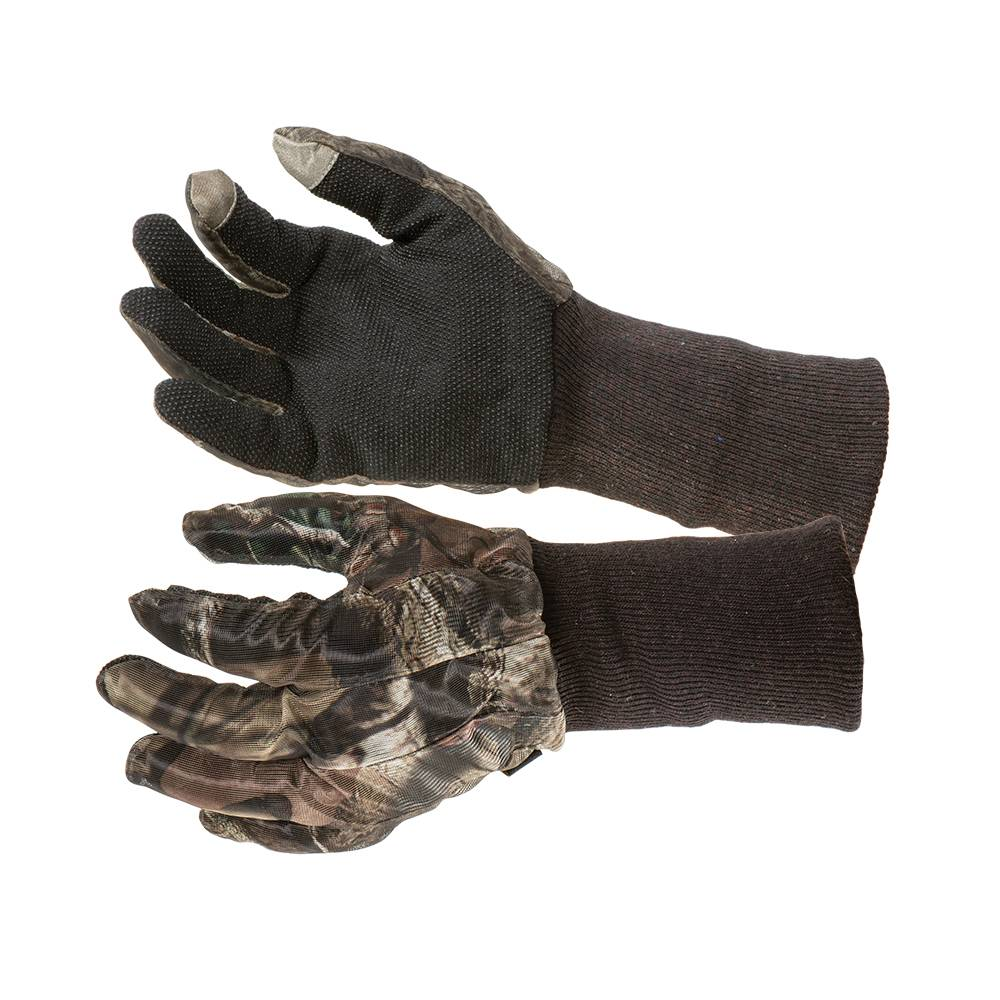 "Allen ""Dot Grip"" Mesh Gloves w/ Extra Long Cuffs"