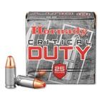 Hornady Hornady Critical Duty 9mm Luger +P 135 Grain FlexLock (25-Rounds)