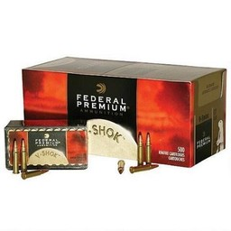 Federal Premium V-Shok 17 HMR 17 Grain TNT HP (50-Rounds)