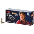 CCI CCI Maxi-Mag .22 WMR 40 Grain Jacketed Hollow Point Troy Landry Special Edition (200-Rounds)