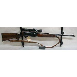 Remington UG-10942 USED Remington Model 742 Woodmaster .30-06 w/ Bushnlee Banner 3-9X Scope