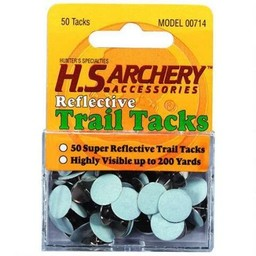 Hunters Specialties Reflective Trail Tacks (50-Count)