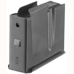 Ruger Scout Rifle Steel Magazines