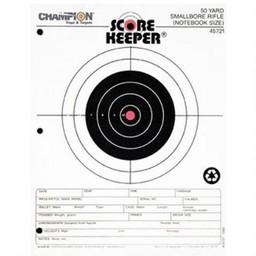 Champion Score Keeper 50 Yard Smallbore Rifle (12-Pack)