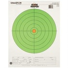 Champion Champion Score Keeper 100 Yard Rifle Large Green Bull (12-Pack)