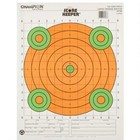 Champion Champion Score Keeper 100 Yard Rifle Large Orange Sight-In (12-Pack)