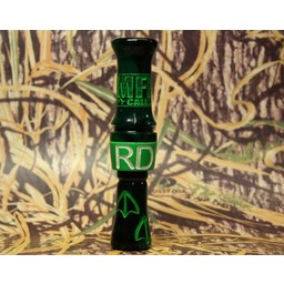Muddy Fowler Real Deal Single Reed Duck Calls