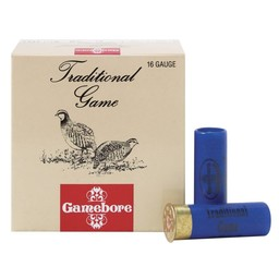 Kent Traditional Gamebore Shotgun Shells (25-Rounds)