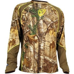 Scentblocker 1.5 Long Sleeve Performance Shirt Realtree Xtra