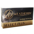 Weatherby Weatherby Select Plus Centerfire Ammunition (20-Rounds)