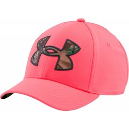 Under Armour Woman's Caliber 2.0 Cap Pink M/L