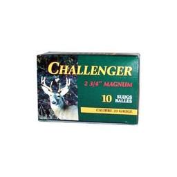 Challenger Challenger Magnum Shotgun Slugs (10-Rounds)