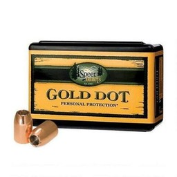 Speer Gold Dot Personal Protection Bullets (100-Count)