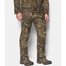 Under Armour Mid Season Wool Pants Camo