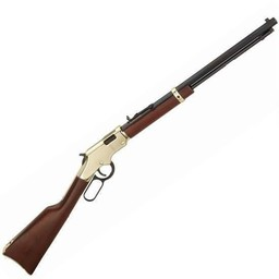 """Henry Golden Boy Lever Rifle .22LR 20"""" Barrel"""
