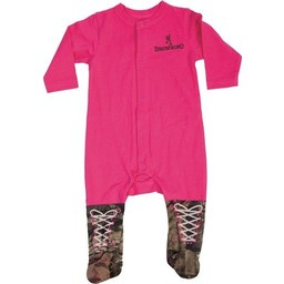 Browning Baby Union Suit