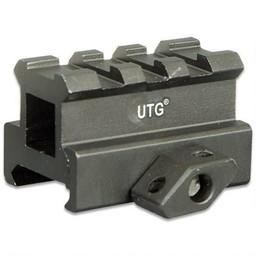 UTG 3-Slot Medium Profile Riser Mount